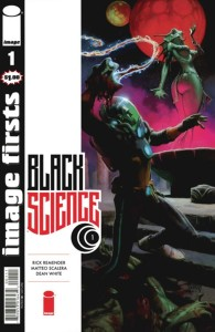 IMAGE FIRSTS BLACK SCIENCE #1