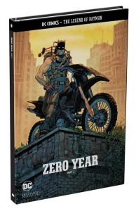 LEGEND OF BATMAN GN COLL VOL 02 ZERO YEAR PART 2 HC