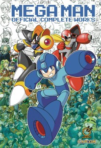 MEGA MAN OFFICIAL COMPLETE WORKS HC