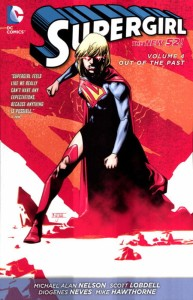 SUPERGIRL TP VOL 04 OUT OF THE PAST (N52)