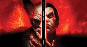 THE ART OF TEKKEN A COMPLETE VISUAL HISTORY DLX HC