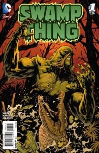 SWAMP THING #1 (OF 6) VAR ED