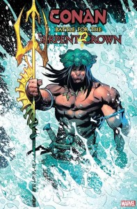 CONAN BATTLE FOR SERPENT CROWN #4 (OF 5) PETROVICH VAR