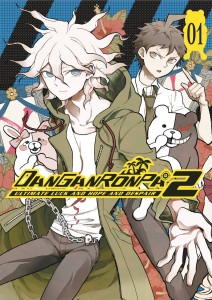 DANGANRONPA 2 01 ULTIMATE LUCK HOPE DESPAIR TP