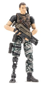 ALIENS COLONIAL MARINE CRUZ PX 1.2018 SCALE FIGURE