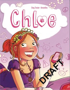 CHLOE GN VOL 02 NEW GIRL