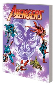 AVENGERS TP VOL 02 ABSOLUTE VISION