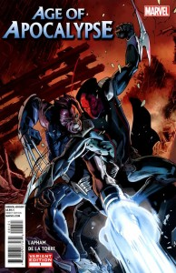 AGE OF APOCALYPSE #1 HITCH VAR