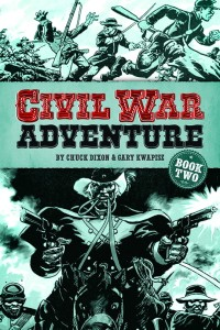 CIVIL WAR ADVENTURE GN VOL 02
