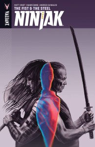 NINJAK TP VOL 05 THE FIST & THE STEEL