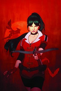VAMPIRELLA HOLLYWOOD HORROR TP