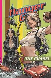 DANGER GIRL THE CHASE TP
