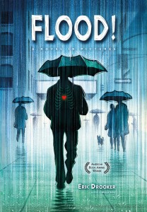 FLOOD NOVEL IN PICTURES FOURTH ED HC