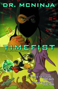 ADVENTURE OF DR MCNINJA TP VOL 02 TIMEFIST