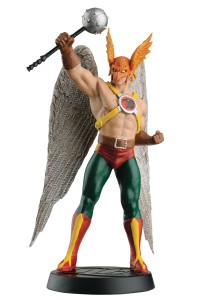 DC SUPERHERO BEST OF FIG COLL MAG #40 HAWKMAN