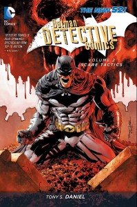 BATMAN DETECTIVE COMICS TP VOL 02 SCARE TACTICS (N52)