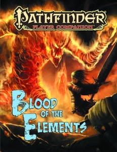 PATHFINDER PLAYER COMPANION BLOOD OF THE ELEMENTS