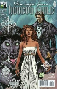 DOMINIQUE LAVEAU VOODOO CHILD #1 COWAN VAR ED