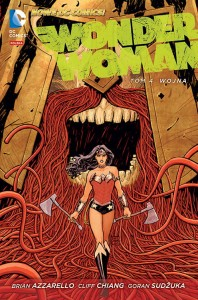 Nowe DC Comics Wonder Woman Tom 4 Wojna