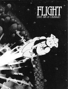 CEREBUS TP VOL 07 FLIGHT