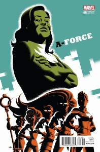 A-FORCE #3 CHO VAR