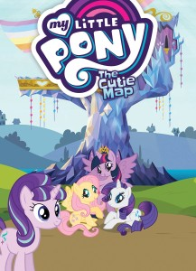 MY LITTLE PONY TP VOL 09 CUTIE MAP