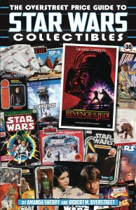 OVERSTREET PRICE GUIDE TO STAR WARS COLLECTIBLES SC
