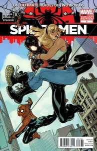 SPIDER-MEN #3 (OF 5) DODSON VAR VF