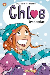 CHLOE HC VOL 03 FRENEMIES