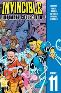 INVINCIBLE HC VOL 11 ULTIMATE COLLECTION