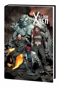 ALL NEW X-MEN PREMIERE HC VOL 05 ONE DOWN