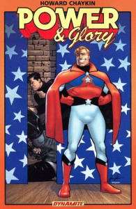 HOWARD CHAYKIN POWER & GLORY TP