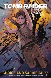 TOMB RAIDER 2016 TP VOL 02 CHOICE & SACRIFICE