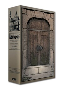 LOCKE & KEY TP SLIPCASE SET HOLIDAY EDITION