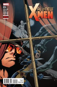 ALL NEW X-MEN #14