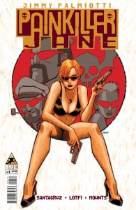 PAINKILLER JANE PRICE OF FREEDOM #1 (OF 4) JOHNSON