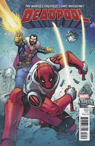 DEADPOOL #30 LIM VAR
