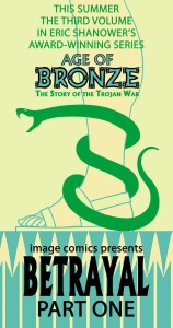AGE OF BRONZE HC VOL 03