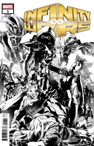 INFINITY WARS #1 (OF 6) 2ND PTG DEODATO VAR