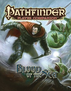 PATHFINDER PLAYER COMPANION BLOOD OF THE SEA SC