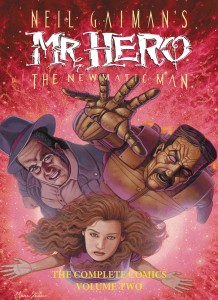 NEIL GAIMANS MR HERO HC VOL 02