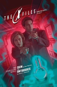 X-FILES ARCHIVES TP VOL 02 SKIN & ANTIBODIES (PROSE)