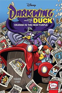 DISNEY DARKWING DUCK COMICS COLLECTION TP VOL 01