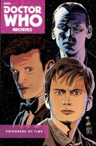 DOCTOR WHO PRISONERS OF TIME TP
