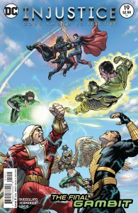 INJUSTICE GODS AMONG US YEAR FIVE #19