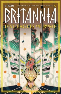 BRITANNIA LOST EAGLES OF ROME #2 (OF 4) CVR B HONG
