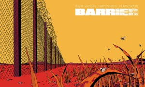 BARRIER LIMITED ED SLIPCASE SET