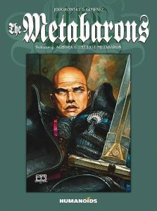 METABARONS GN VOL 04 (OF 4) AGHORA & LAST METABARON