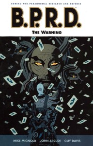 BPRD TP VOL 10 THE WARNING