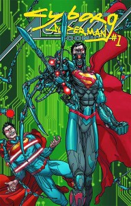 ACTION COMICS #23.1 CYBORG SUPERMAN STANDARD 2D EDITION (N52)